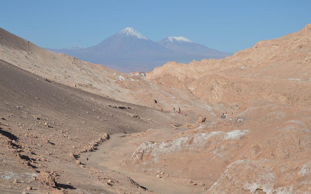 Lost in … the Atacama desert