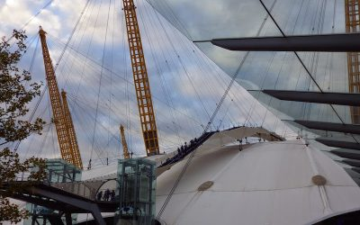 The O2 Arena – An Ideal Hangout For Friends And Family